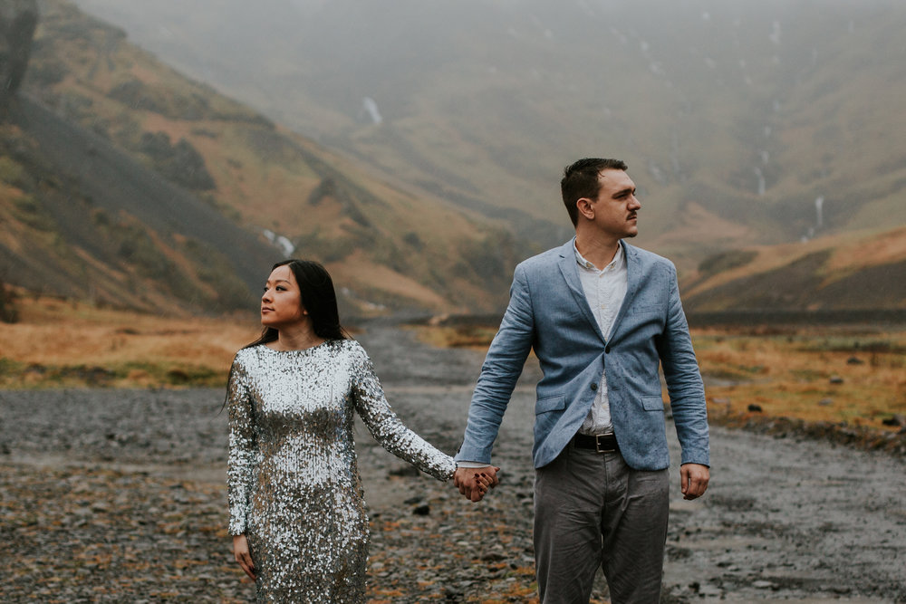 Iceland Engagement - Vow of the Wild 18