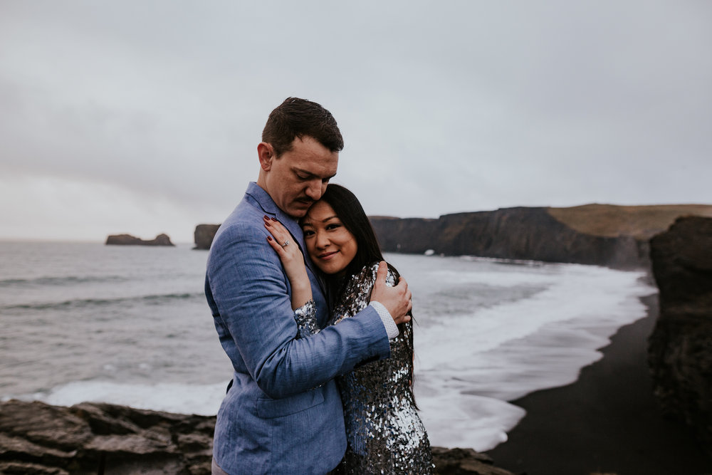 Iceland Engagement - Vow of the Wild 31