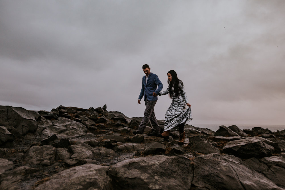Iceland Engagement - Vow of the Wild 34