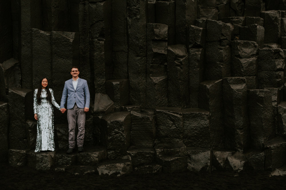 Iceland Engagement - Vow of the Wild 39
