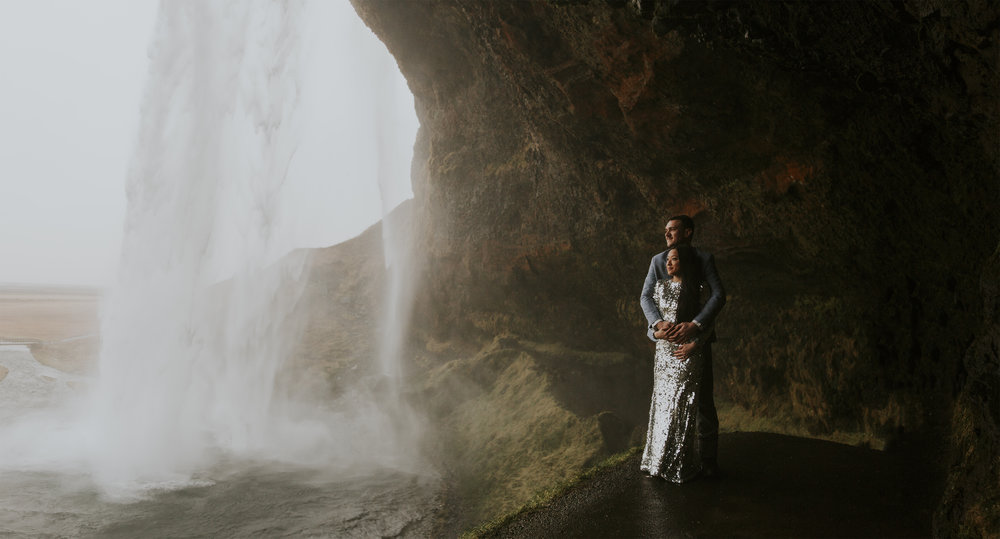 Iceland Engagement - Vow of the Wild 1