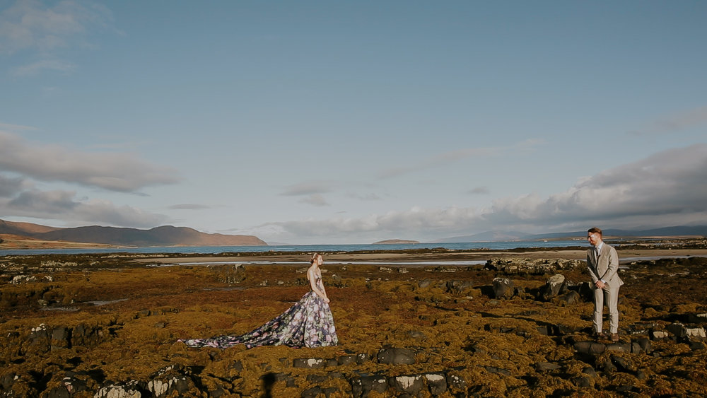 Isle of Skye Wedding Videographer