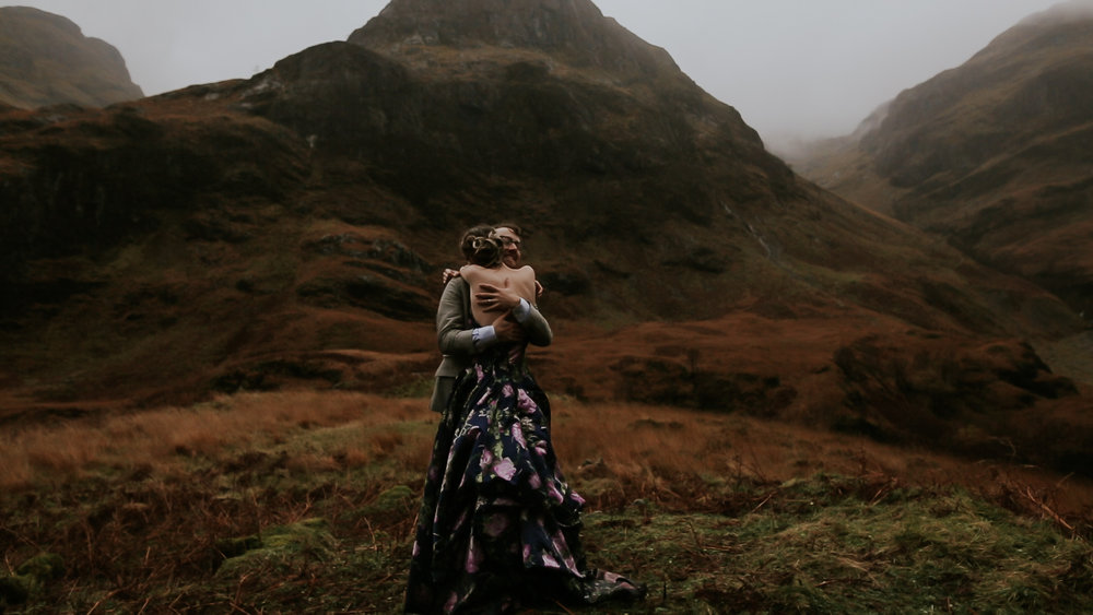 Glencoe Isle of Skye Wedding Videographer