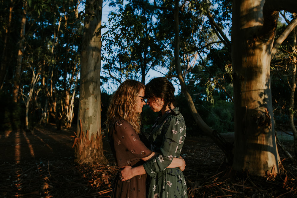 Western Australia Engagement Photographer - Destination Wedding Photographer - Vow of the Wild