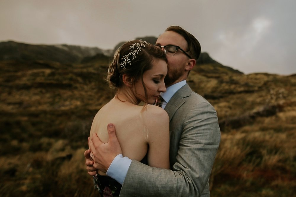 Isle of Skye, Scotland Elopement Videography