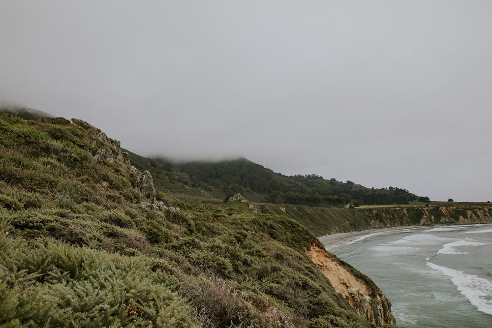 Big Sur, California - Elopement Photographer - Vow of the Wild