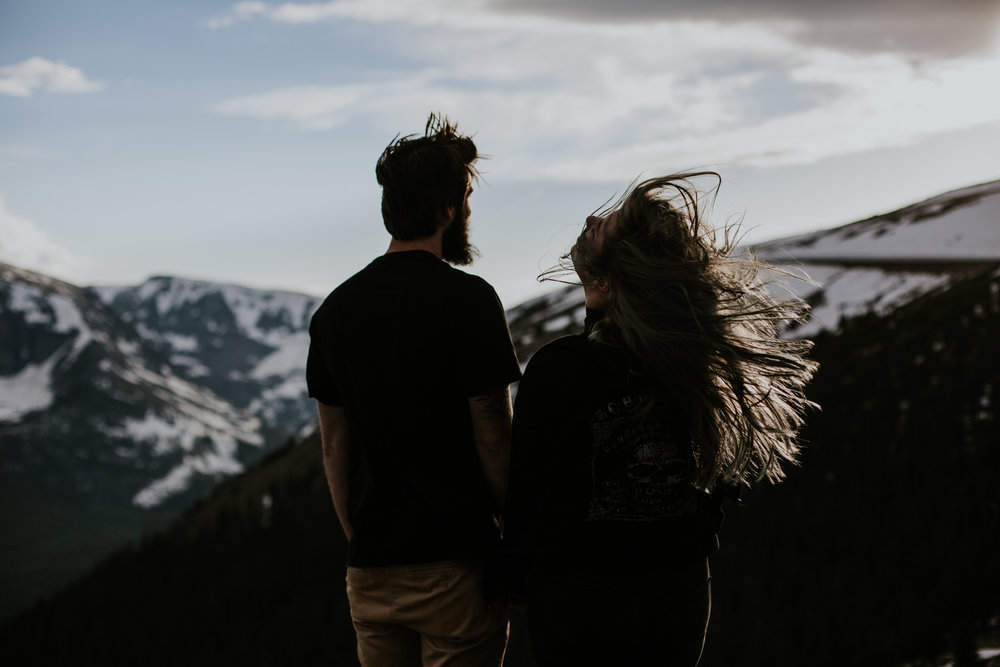 Rocky Mountain National Park Elopement - Vow of the Wild