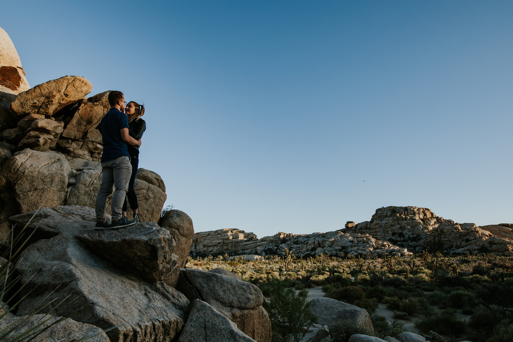 Joshua Tree Elopement Photographer - Vow of the Wild