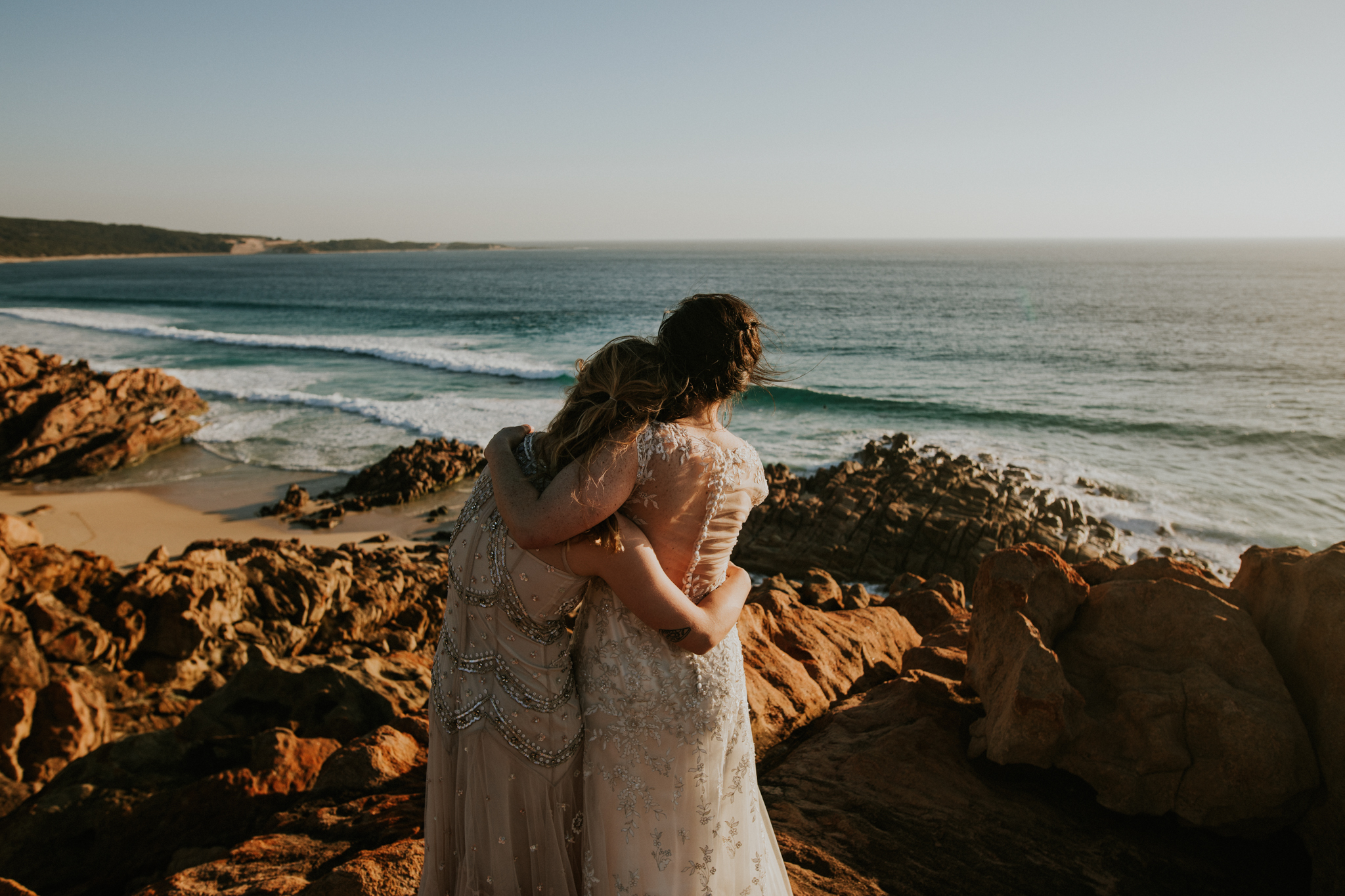 Catie + Jessica | Western Australia Elopement