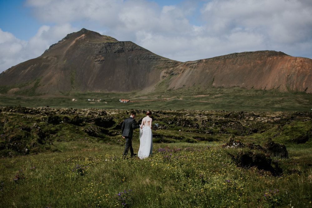 Heather + Mike | Iceland Elopement Photo + Video