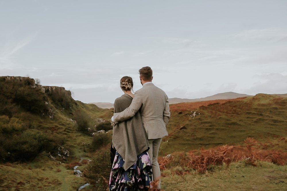 Lisa + Alex | Isle of Skye, Scotland | Wedding Videography