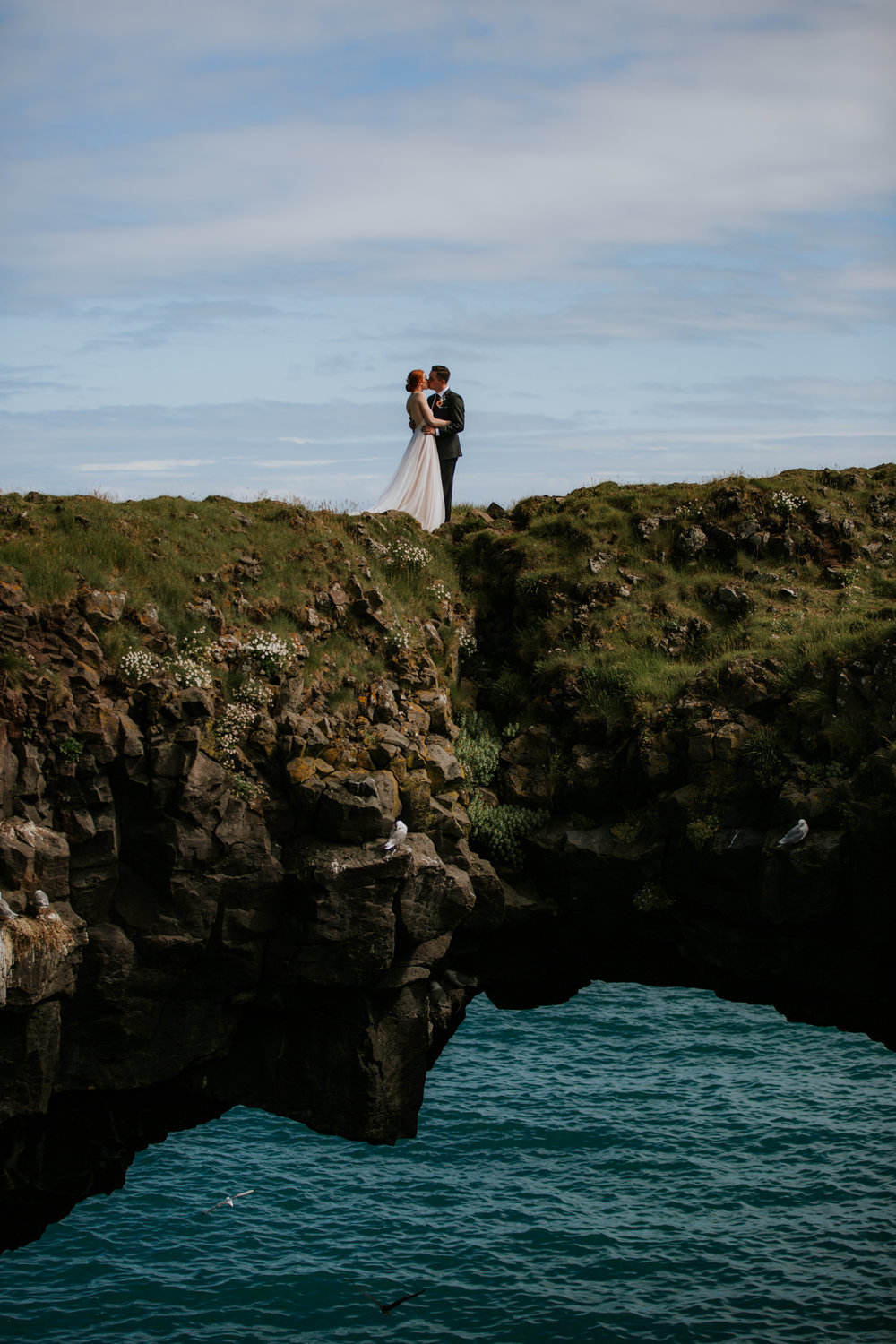 Iceland Wedding Videographer - Vow of the Wild