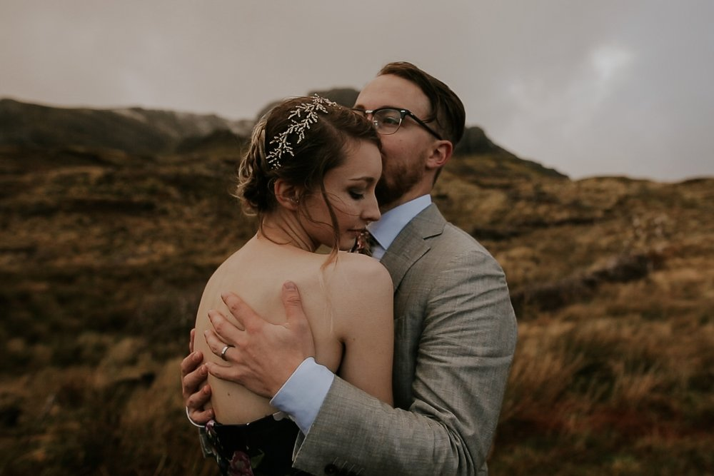 Lisa + Alex | Isle of Skye Wedding Videography