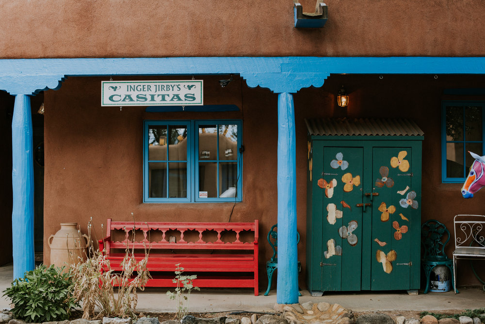 Taos New Mexico Elopement Photographer