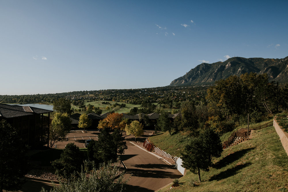 Same Sex Elopement Photographer - Cheyenne Mountain - Colorado Springs Destination Wedding