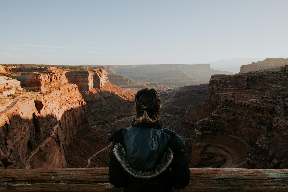 Canyonlands National Park - Moab Elopement Photographer - Moab Elopement Videographer - Vow of the Wild
