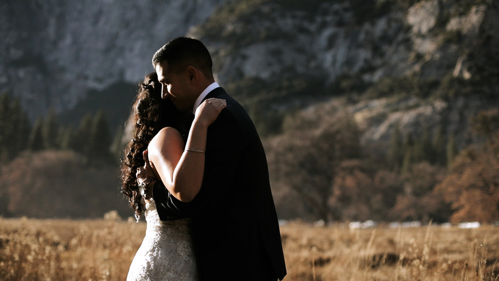 Yosemite National Park Elopement - Elopement Videographer - Destination Elopement Photographer