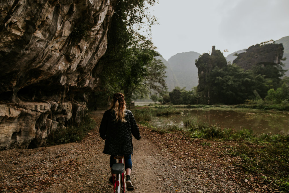 Thai Vi Temple - Ninh Binh Vietnam | Destination Elopement Photographer | Vow of the Wild