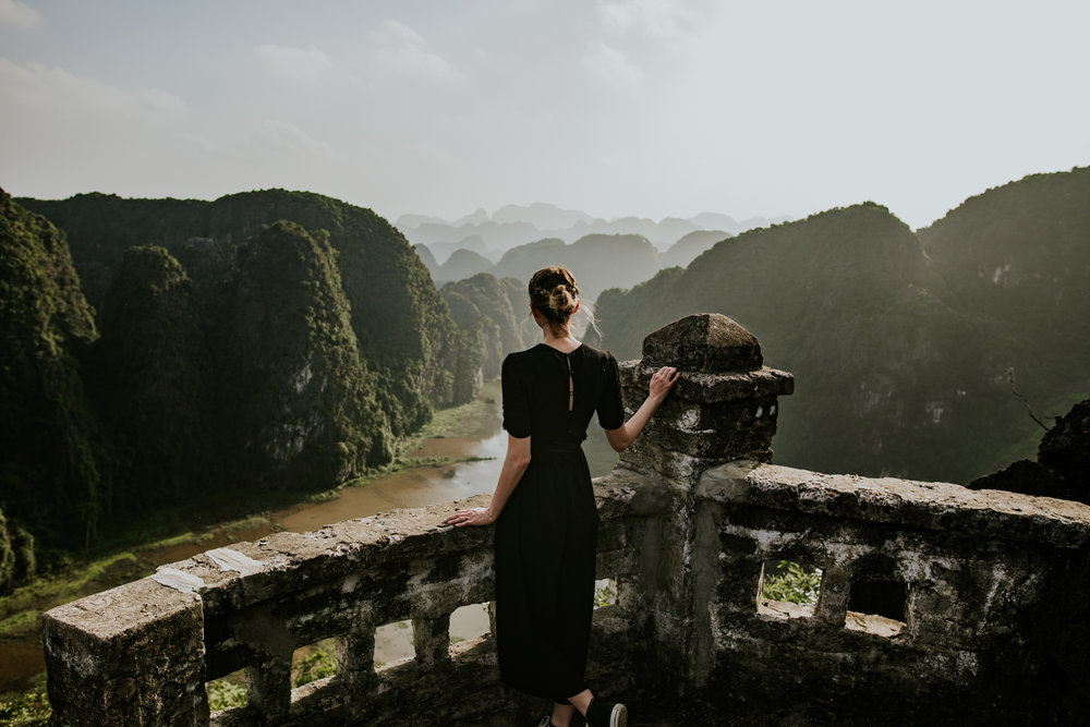 Hang Mua - Ninh Binh Vietnam | Destination Elopement Photographer | Vow of the Wild