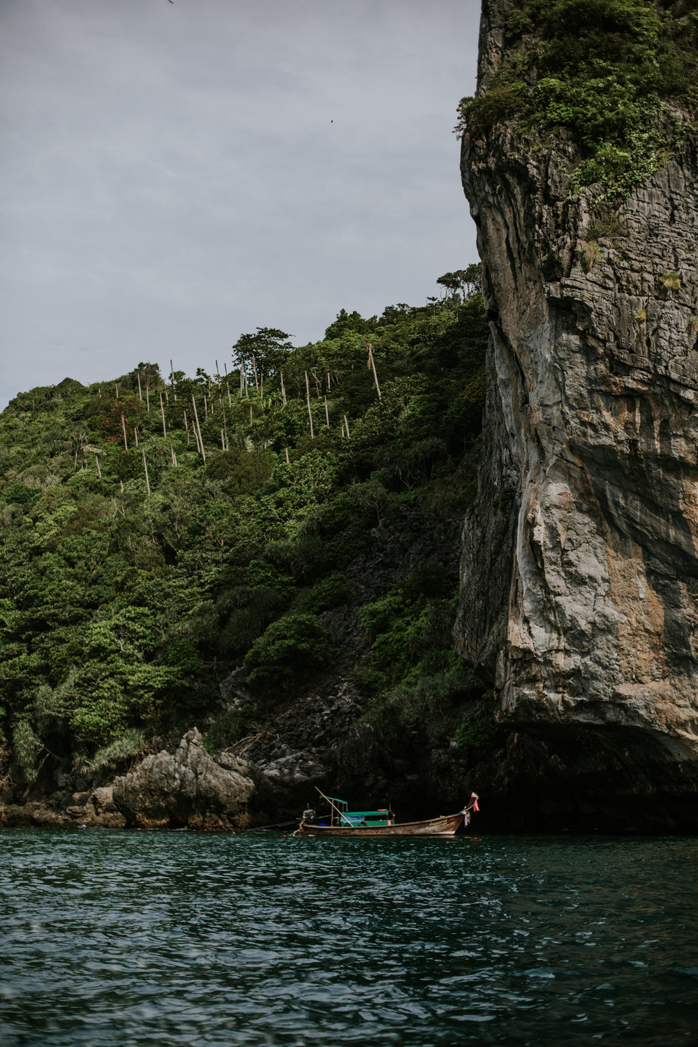 Ko Phi Phi, Thailand | Destination Elopement Photographer | Vow of the Wild