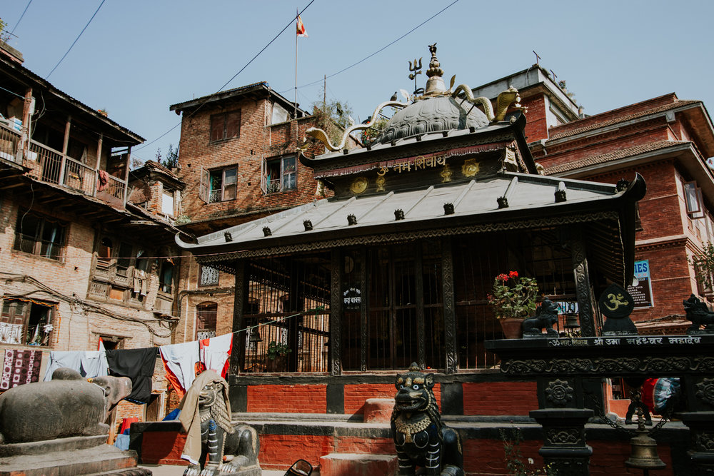 Kathmandu, Nepal | Destination Elopement Photographer | Vow of the Wild
