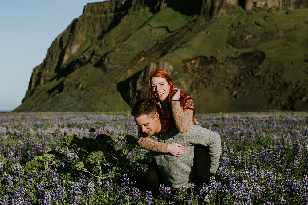 Heather + Mike | Iceland | Adventure Session