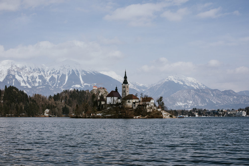Lake Bled, Slovenia | Destination Elopement Photographer | Vow of the Wild