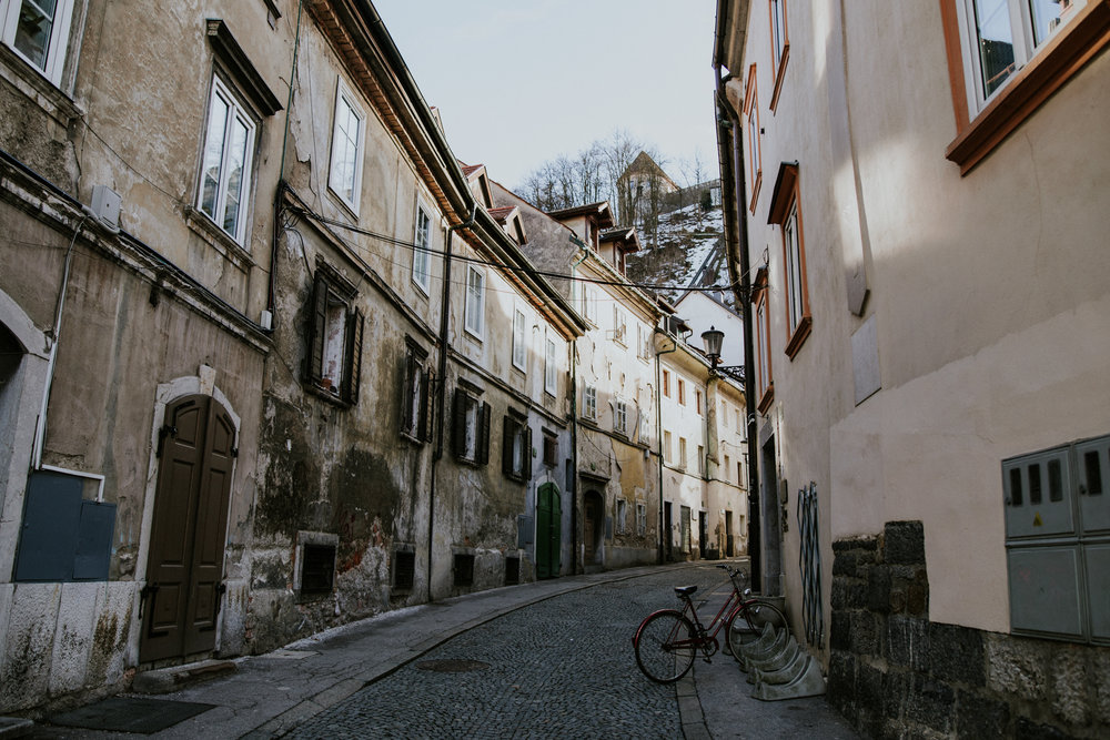 Ljubljana, Slovenia | Destination Elopement Photographer | Vow of the Wild