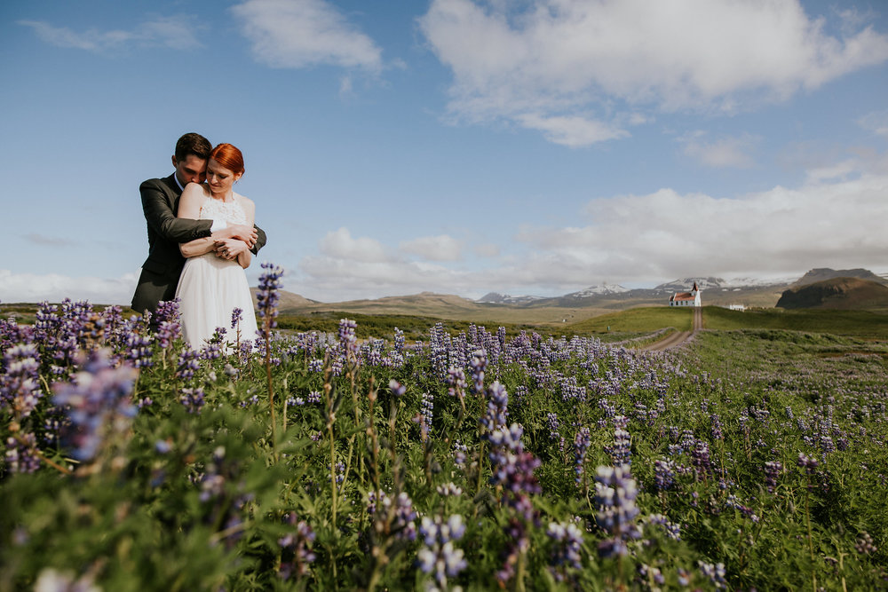 Heather + Mike | Iceland | Elopement Photo + Video