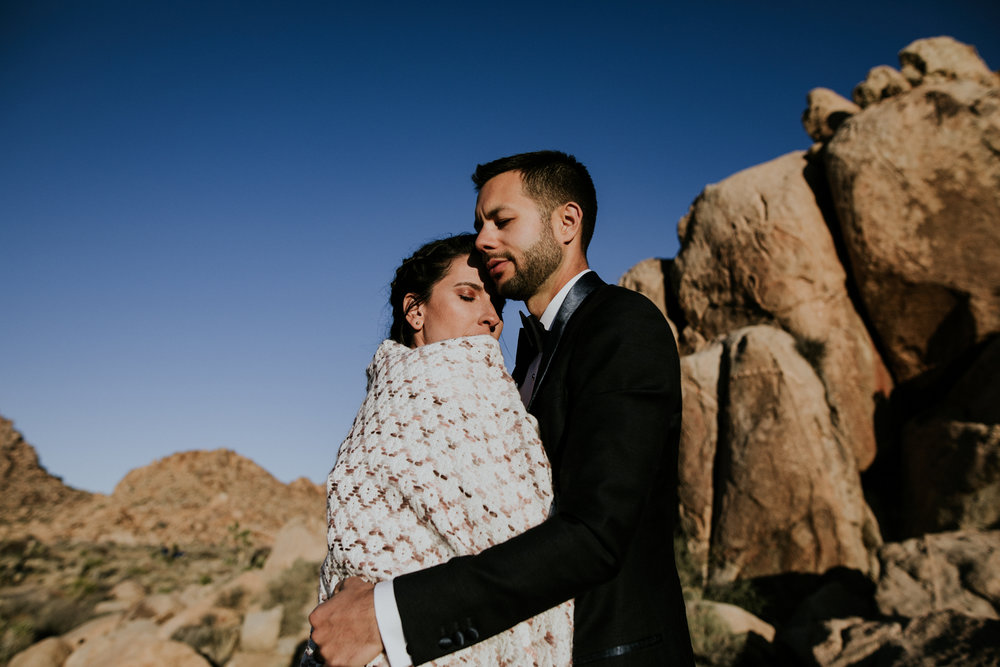 Joshua Tree National Park, California | Colorado Elopement Photographer | Vow of the Wild