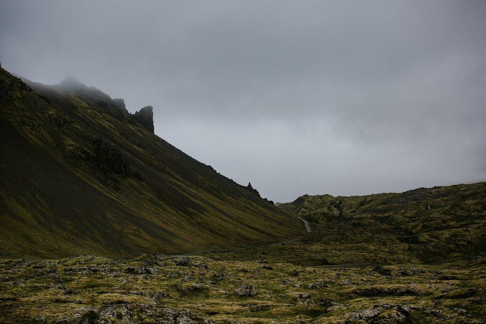 Iceland Wedding Photographer - Vow of the Wild - Snæfellsnes Peninsula - Lava Field