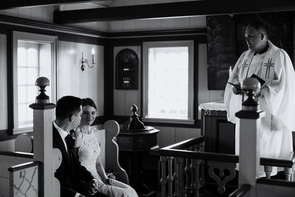 Iceland Wedding Photographer - Vow of the Wild - Snæfellsnes Peninsula - Budir Black Church Wedding