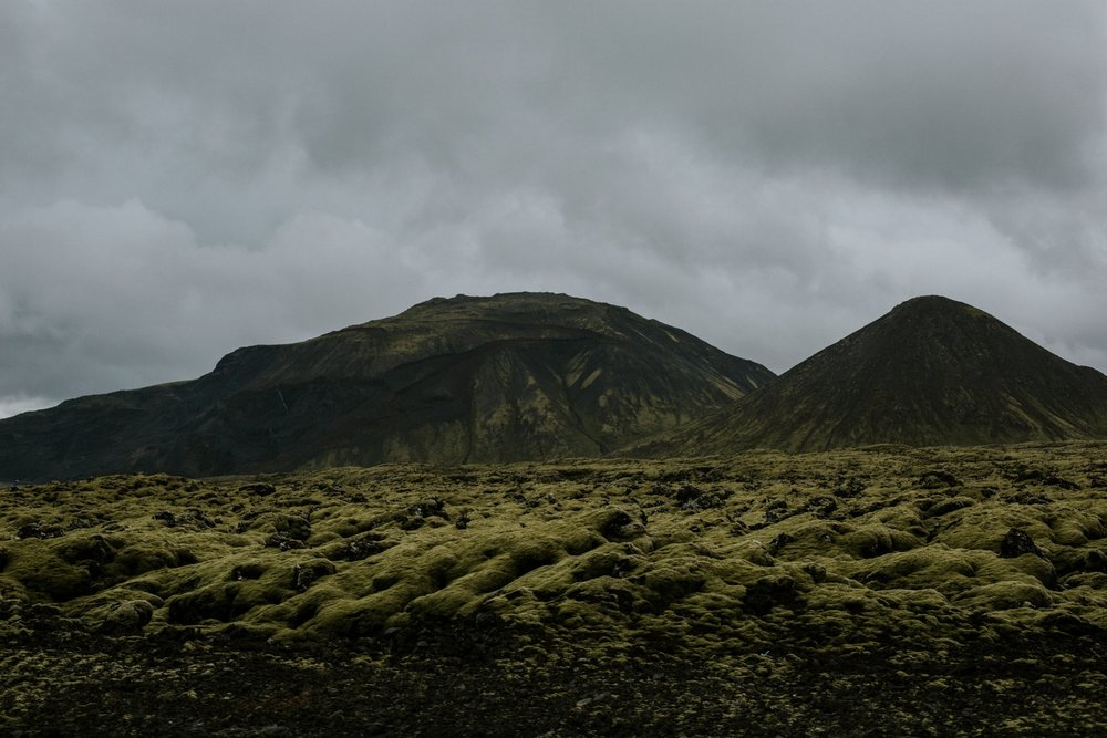 Iceland Wedding Photographer - Vow of the Wild - Vik South Iceland Wedding - Lava Field