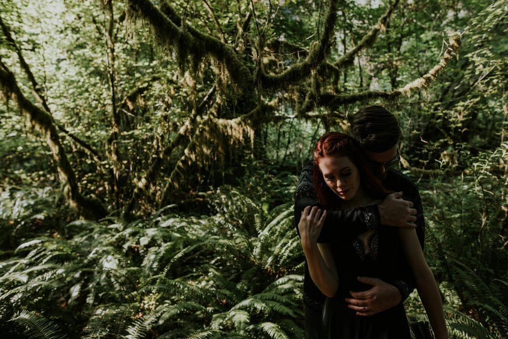 Olympic Peninsula - Washington | Destination Elopement Photographer - Vow of the Wild