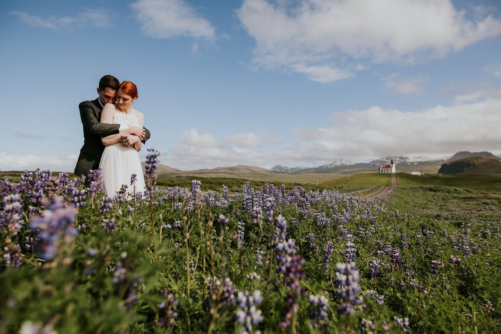 Heather + Mike | Iceland Elopement Photo + Video | Click to read their story