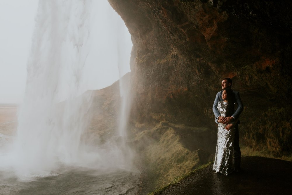 Mindy + Abe | Iceland Adventure Session | Click to read their story