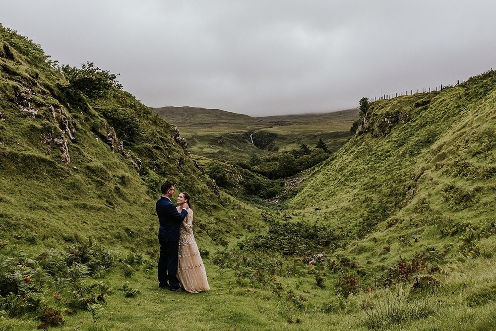 Fairy Glen | Isle of Skye Elopement | Colorado Elopement Photographer + Videographer | Vow of the Wild