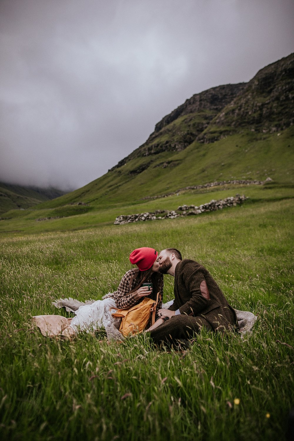 Faroe Islands Elopement Photographer + Videographer