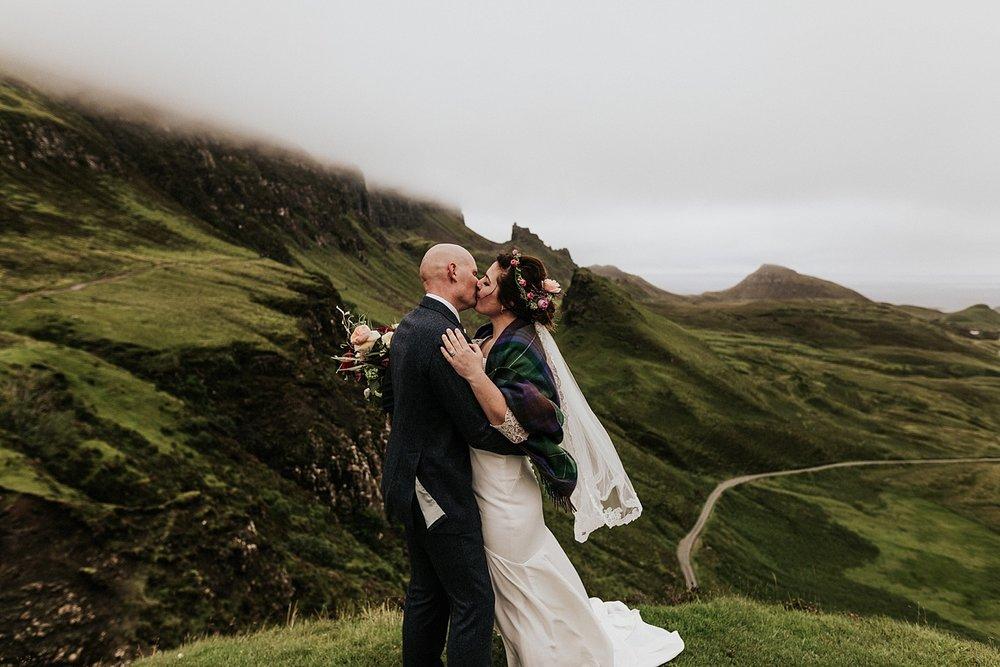 Cat + Matt | Isle of Skye | Elopement Photo + Video
