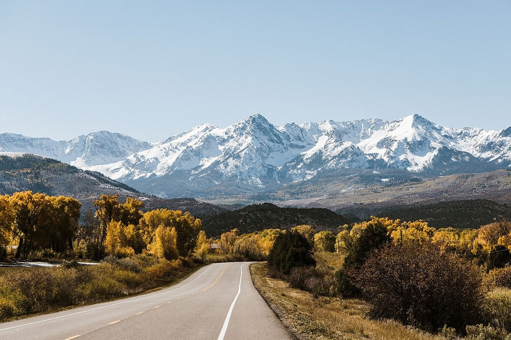 Telluride Elopement   Colorado Elopement Photographer   Vow of the Wild