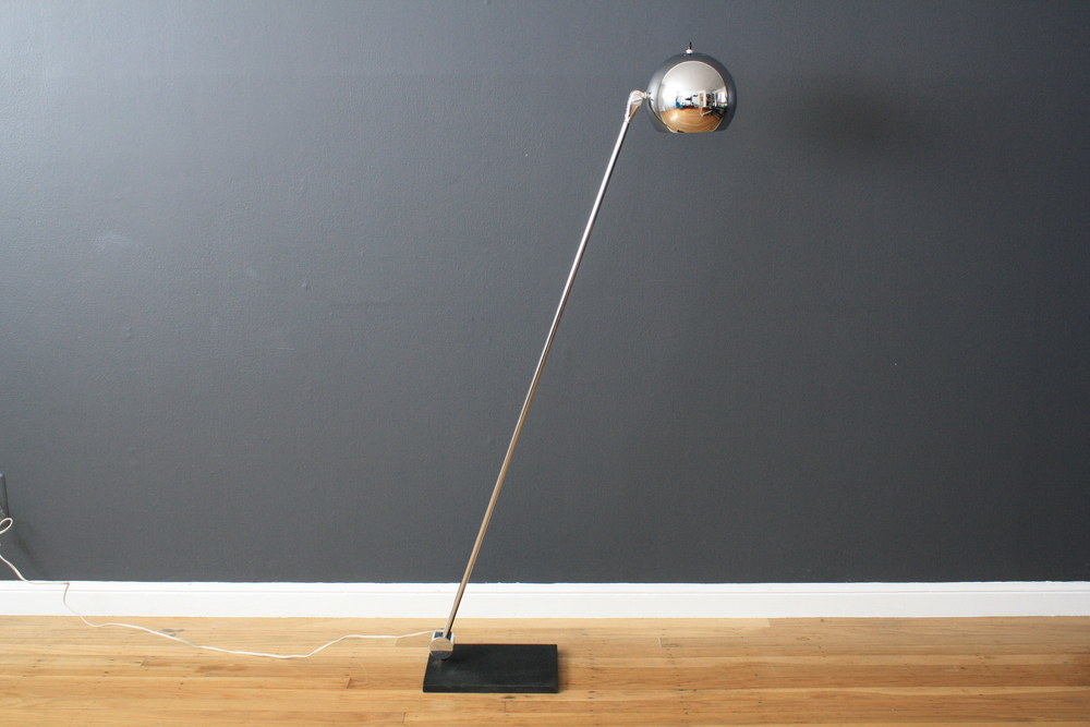Copy of Mid-Century Modern Floor Lamp by Robert Sonneman