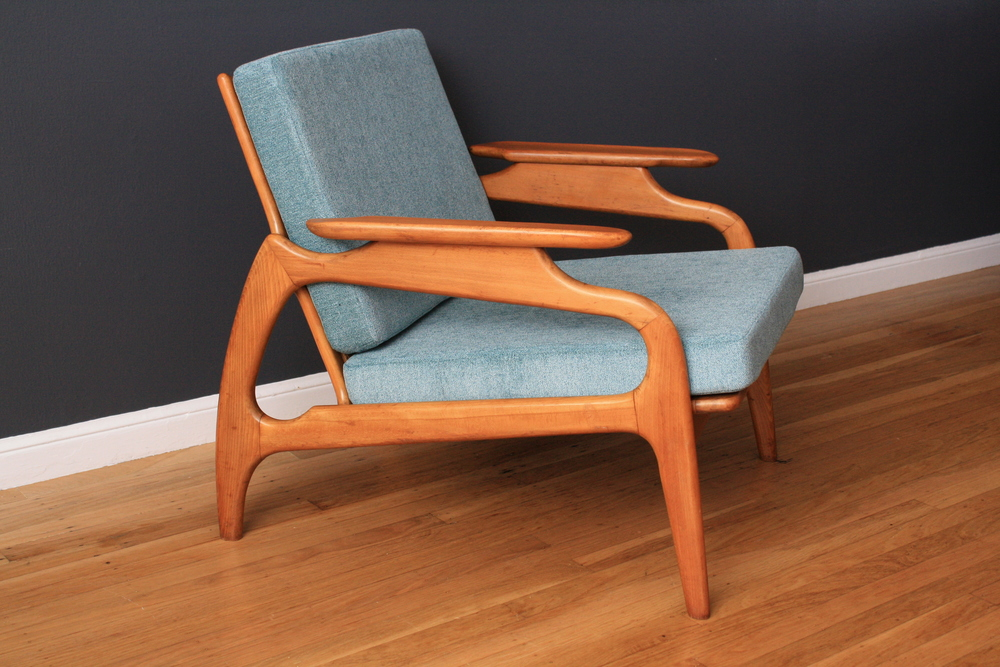 Copy of Vintage Mid-Century Lounge Chair