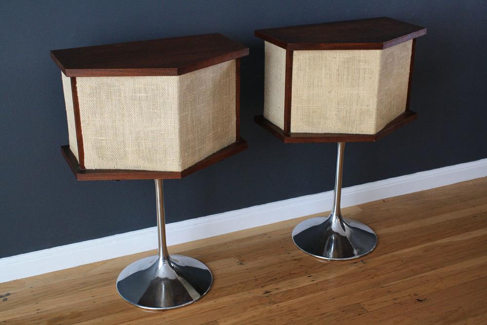 Copy of Vintage Mid-Century Bose Speakers