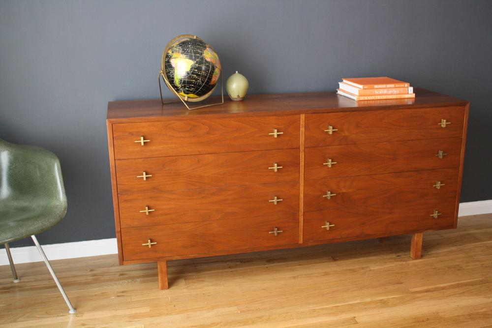 Vintage Mid-Century Dresser by Glenn of CA