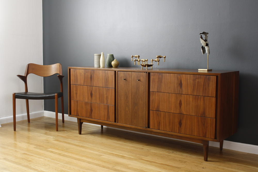 Vintage Low Dresser by B.P. John