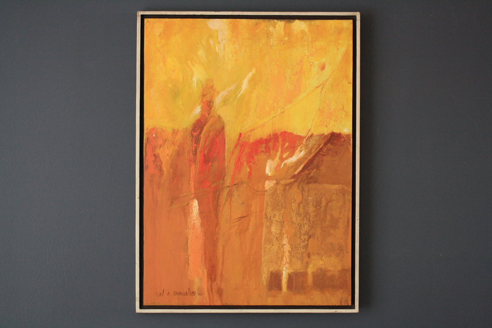 Copy of Painting by Val A. Samuelson '66
