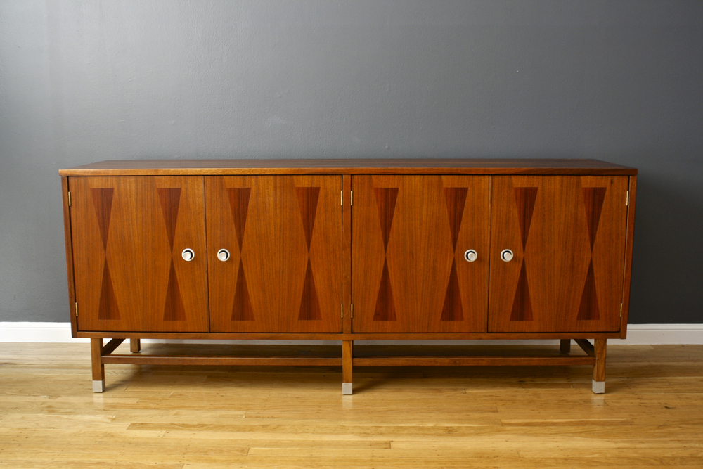 Vintage Mid-Century Sideboard by Stanley