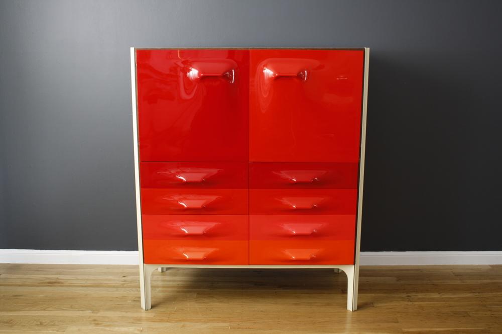 Raymond Loewy Cabinet