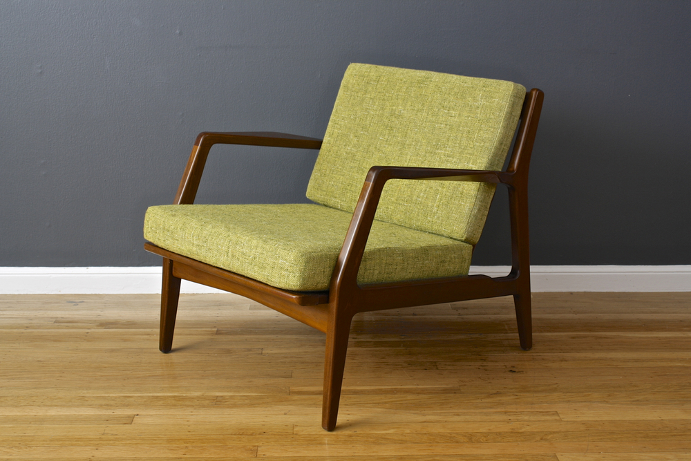 Copy of Danish Modern Lounge Chair by Ib Kofod Larsen