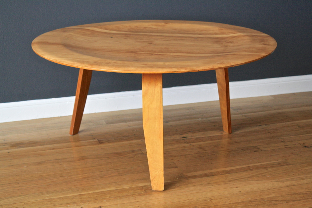 Vintage Mid-Century Eames Style Coffee Table